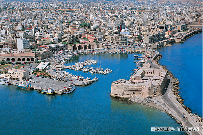 Heraklion View Setcard